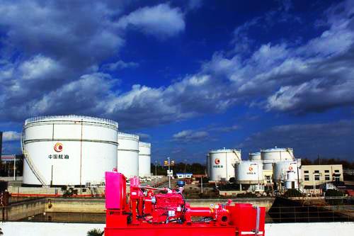 柴油机消防泵应用