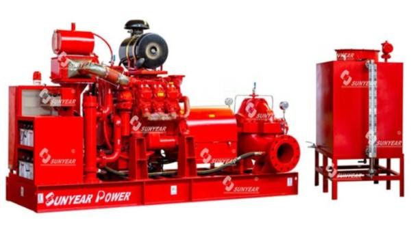 消防泵平时应如何保养,具体要做哪些事项?