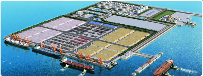 连云港石化码头