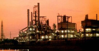 石油化工厂