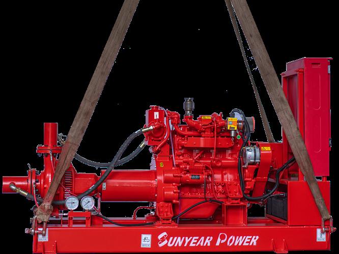 柴油机消防泵 XBC6.0/70-SY