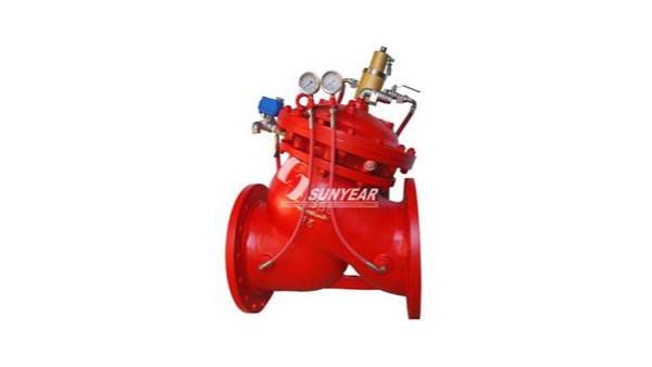 柴油机消防泵管道阀门的故障分析(一)