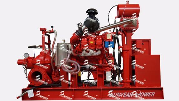 三业科技消防泵操作规程以及注意事项