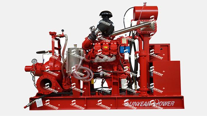 消防泵操作规程以及注意事项