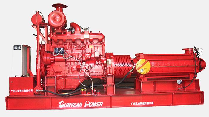 三业科技消防泵