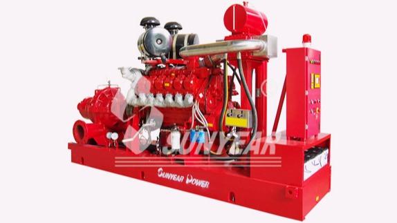 三业科技浅谈柴油机消防泵安全操作必要性