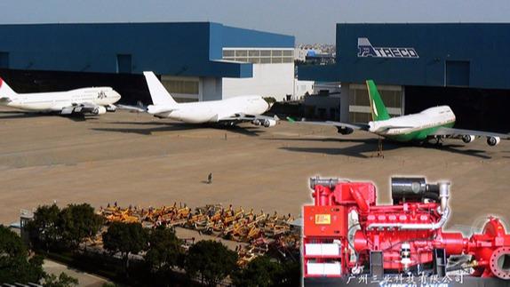 智能柴油机消防水泵在厦门太古机场机库工程中的应用