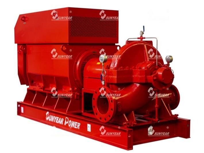 电动消防水泵