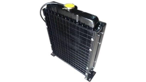 柴油机泵组的散热器如何维护