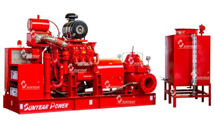 柴油机消防泵组-XBC12/220