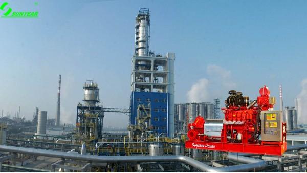 炼化行业库区消防解决方案——中科炼化消防泵实际应用案例