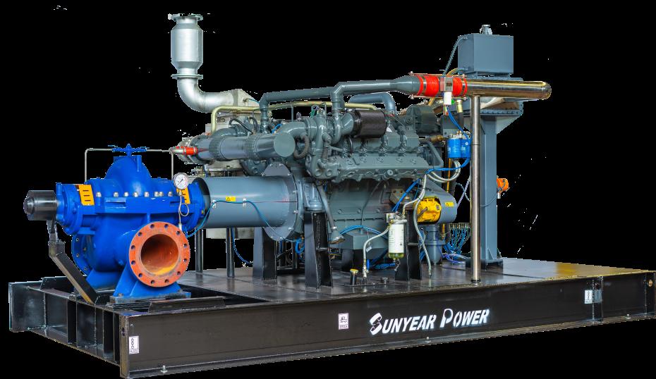 防爆柴油机泵组生产厂家