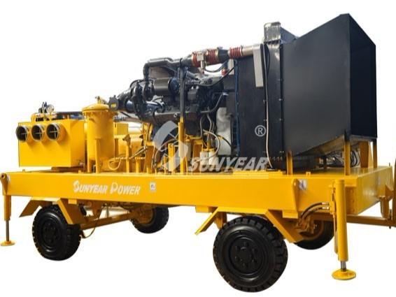 防爆泵车2 600