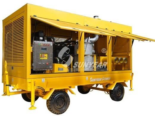 防爆泵车600