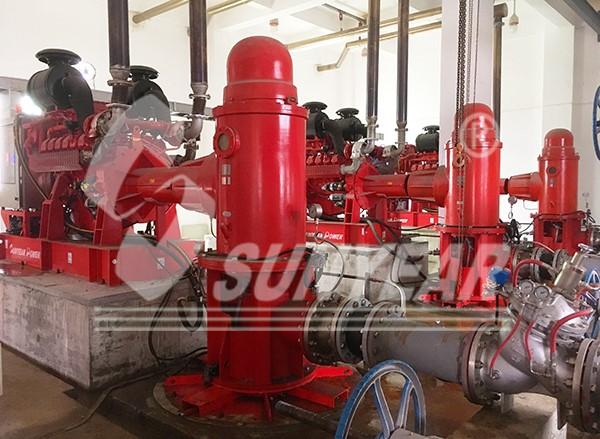 柴油机消防泵2