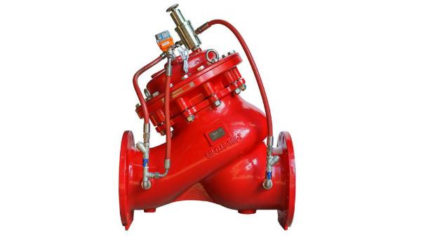 柴油机消防泵管道阀门的故障分析(二)
