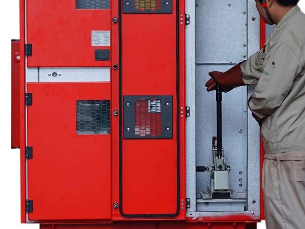 高压应急机械启动柜