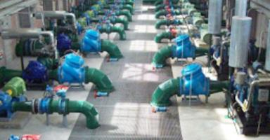 水泵并联系统