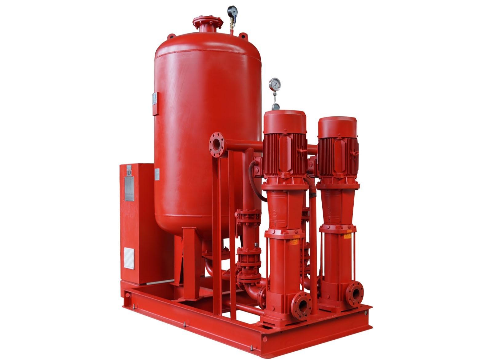 稳压消防泵组