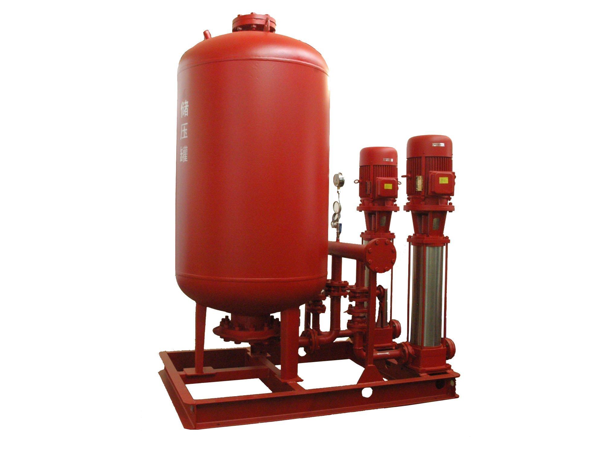 CCCF认证稳压泵