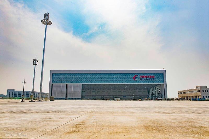 北京东航飞机维修库